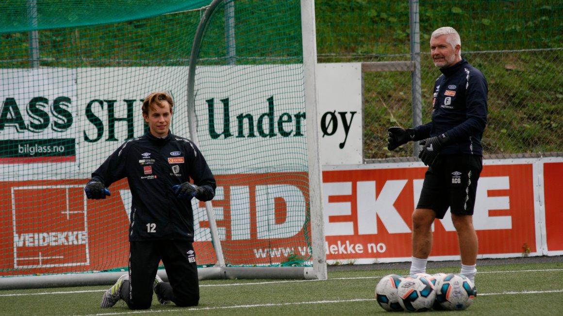 Ukens profil: Magnus Lenes